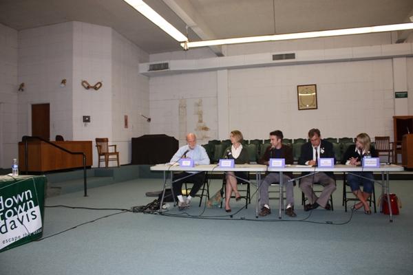 DDBA-Candidates-Forum