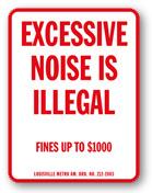 noise-ordinance-sign