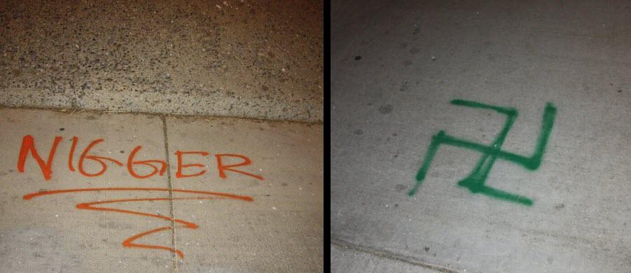n-word-swastika-underpass