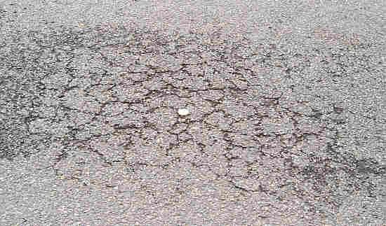 road-failure