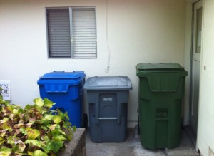 green-waste-container