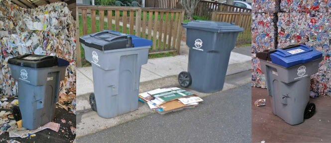 Council to consider variable solid waste rates davis for Kitchen set environment variables