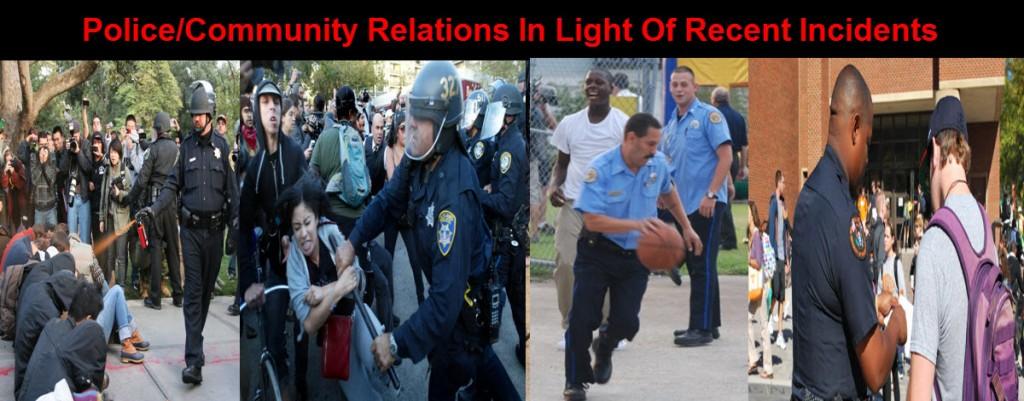 Police-Community