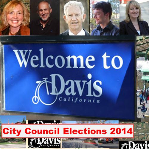 Davis City Council Candidates Question 1
